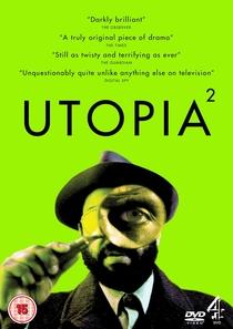 Utopia (2ª Temporada) - Poster / Capa / Cartaz - Oficial 4