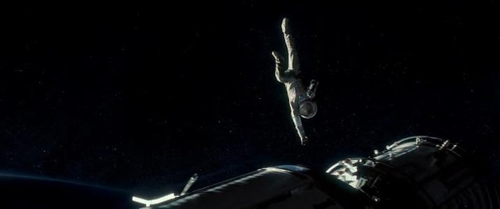 Primeiro e sensacional trailer de Gravity.