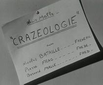 Crazeologie - Poster / Capa / Cartaz - Oficial 1