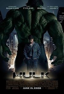 O Incrível Hulk - Poster / Capa / Cartaz - Oficial 3