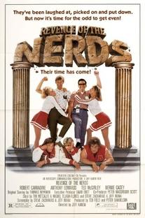 A Vingança dos Nerds - Poster / Capa / Cartaz - Oficial 3