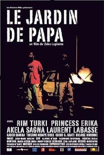 Le Jardin de Papa - Poster / Capa / Cartaz - Oficial 1