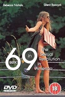 Sexo em 69: A Revolução Sexual Americana - Poster / Capa / Cartaz - Oficial 1