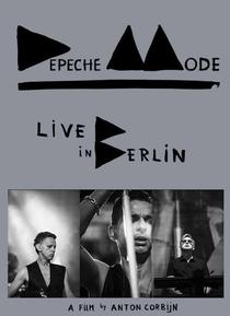 Depeche Mode Live in Berlin - Poster / Capa / Cartaz - Oficial 1