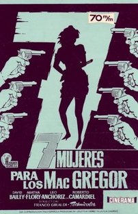 Sete Mulheres para os MacGregor - Poster / Capa / Cartaz - Oficial 3
