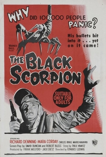 O Escorpião Negro - Poster / Capa / Cartaz - Oficial 3
