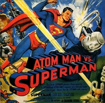 Superman vs. Homem-Átomo - Poster / Capa / Cartaz - Oficial 5