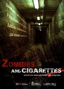 Zombies and Cigarettes - Poster / Capa / Cartaz - Oficial 1