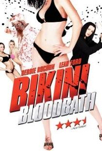 Bikini Bloodbath - Poster / Capa / Cartaz - Oficial 1