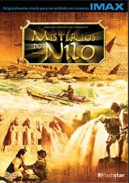 Mistérios do Nilo - Poster / Capa / Cartaz - Oficial 1