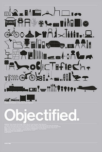 Objectified - Poster / Capa / Cartaz - Oficial 1