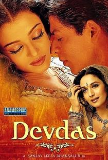 Devdas - Poster / Capa / Cartaz - Oficial 6