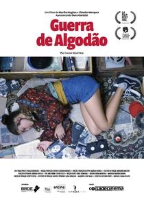 Guerra de Algodão - Poster / Capa / Cartaz - Oficial 1