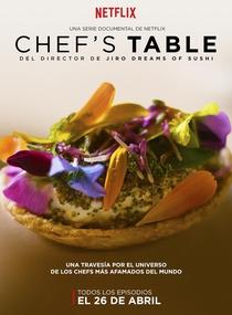 Chef's Table (1ª Temporada) - Poster / Capa / Cartaz - Oficial 3