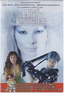 A Rainha da Neve - Poster / Capa / Cartaz - Oficial 1