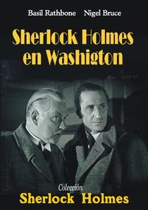 Sherlock Holmes Em Washington - Poster / Capa / Cartaz - Oficial 3