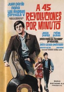 A 45 Revoluciones por Minuto - Poster / Capa / Cartaz - Oficial 1