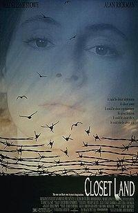 Closet Land - Poster / Capa / Cartaz - Oficial 1