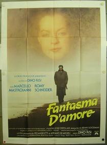 Fantasma de Amor - Poster / Capa / Cartaz - Oficial 2