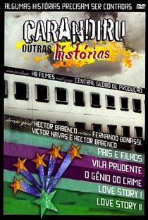 Carandiru, Outras Histórias - Poster / Capa / Cartaz - Oficial 3