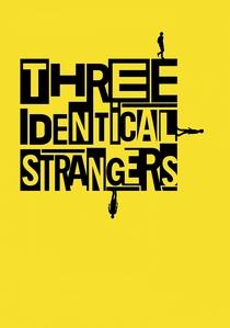 Três Estranhos Idênticos - Poster / Capa / Cartaz - Oficial 2