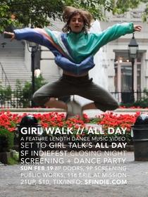 Girl Walk // All Day - Poster / Capa / Cartaz - Oficial 1