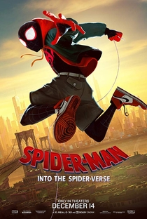 Homem-Aranha no Aranhaverso - Poster / Capa / Cartaz - Oficial 6
