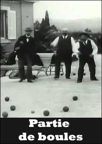 Partie de boules - Poster / Capa / Cartaz - Oficial 2
