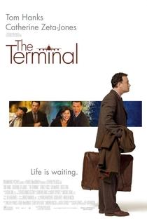 O Terminal - Poster / Capa / Cartaz - Oficial 3