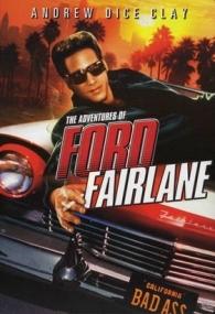 As Aventuras de Ford Farlaine - Poster / Capa / Cartaz - Oficial 1