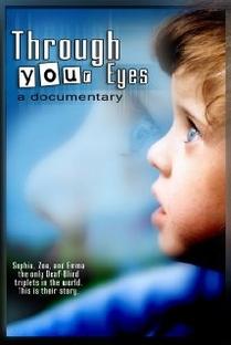 Through Your Eyes - Poster / Capa / Cartaz - Oficial 1