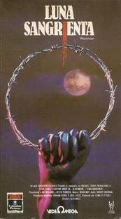 Sob a Lua de Sangue - Poster / Capa / Cartaz - Oficial 2
