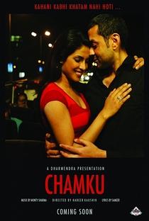 Chamku - Poster / Capa / Cartaz - Oficial 2