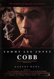 Cobb - A Lenda - Poster / Capa / Cartaz - Oficial 2