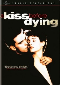 Um beijo antes de morrer - Poster / Capa / Cartaz - Oficial 1