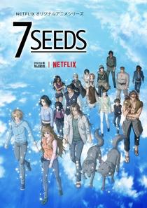 7 Seeds (2ª Temporada) - Poster / Capa / Cartaz - Oficial 1