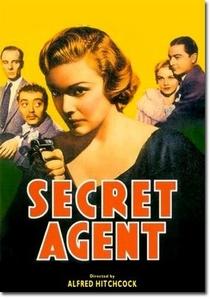 O Agente Secreto - Poster / Capa / Cartaz - Oficial 1