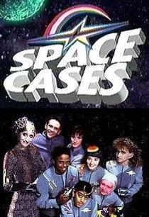Space Cases - Poster / Capa / Cartaz - Oficial 1