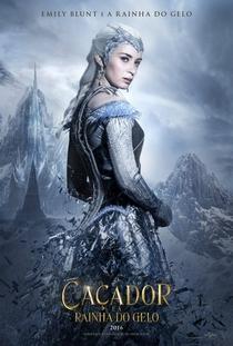 O Caçador e a Rainha do Gelo - Poster / Capa / Cartaz - Oficial 4