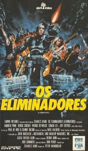 Os Eliminadores  - Poster / Capa / Cartaz - Oficial 2