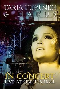 Tarja Turunen & Harus - In Concert: Live At Sibelius Hall - Poster / Capa / Cartaz - Oficial 1