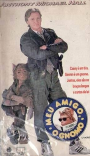 Meu Amigo, o Gnomo - Poster / Capa / Cartaz - Oficial 1