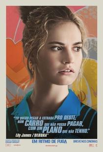 Em Ritmo de Fuga - Poster / Capa / Cartaz - Oficial 20