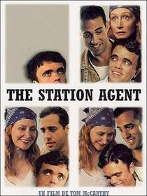 O Agente da Estação - Poster / Capa / Cartaz - Oficial 4