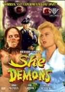 Mulheres Demônio (She Demons)