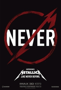 Metallica: Through the Never - Poster / Capa / Cartaz - Oficial 2