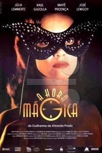 A Hora Mágica - Poster / Capa / Cartaz - Oficial 2