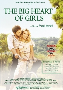 The big heart of girls - Poster / Capa / Cartaz - Oficial 1
