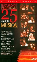 Saturday Night Live - 25 Anos de Musica Vol. 2 - Poster / Capa / Cartaz - Oficial 1