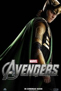 Os Vingadores - Poster / Capa / Cartaz - Oficial 10